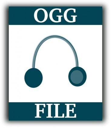 free vector OGG file