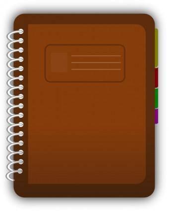 free vector Diary