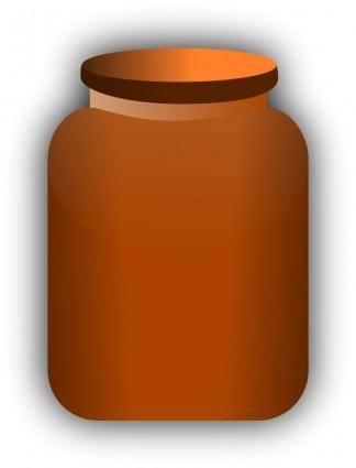 free vector Jar