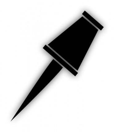 free vector Pin