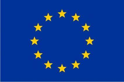 free vector Flag of the European Union