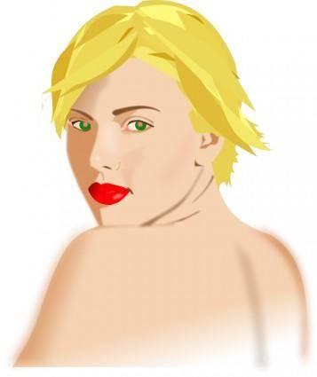 Scarlett Johansson avatar