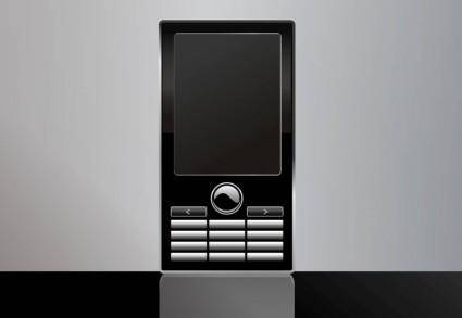 free vector Free Mobile Phone Vector