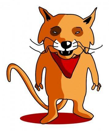 free vector Zorro - Fox