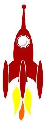3 Booster Rocket