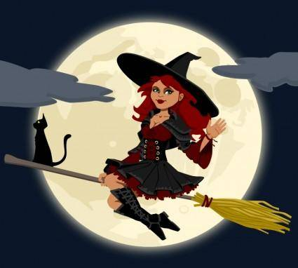 free vector Witch