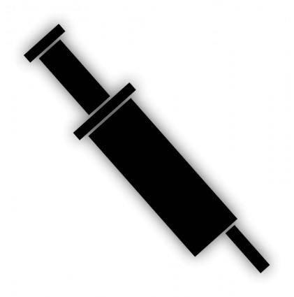 free vector Syringe