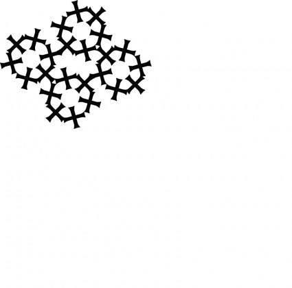 Tatzenkreuz Muster5