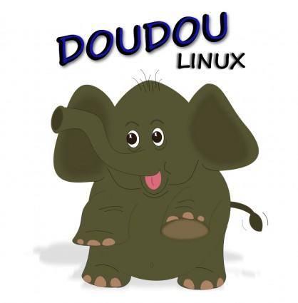 free vector Doudou Linux Logo Contest