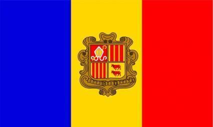 free vector Andorre flag patricia f 05r