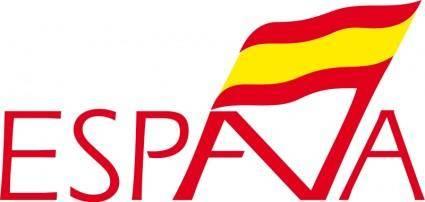 free vector Logo spain