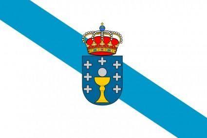 free vector Spain galicia