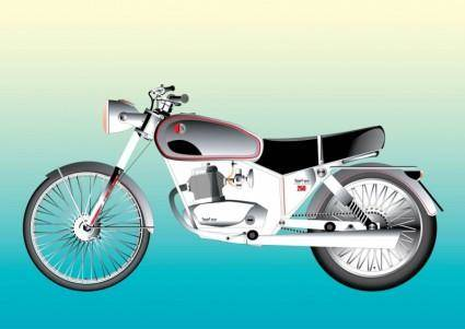 free vector Motorcycle Vector