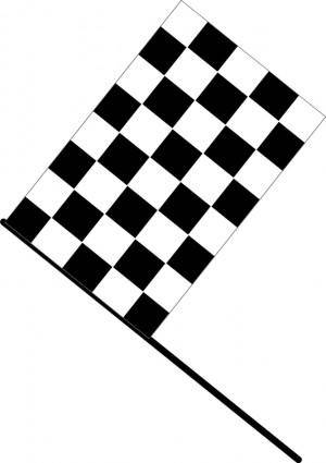 free vector Checkered flag