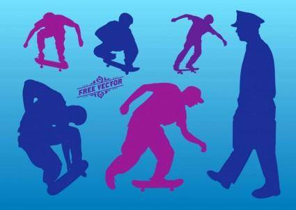 free vector Skateboard Vector Graphics