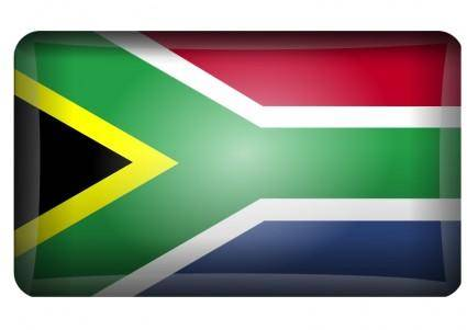 free vector South African Flag 1