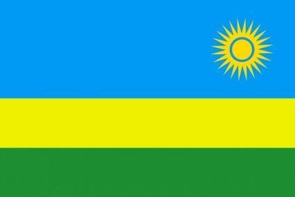 free vector Rwanda