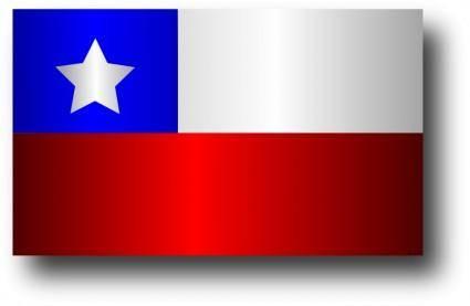 Chilean Flag 5