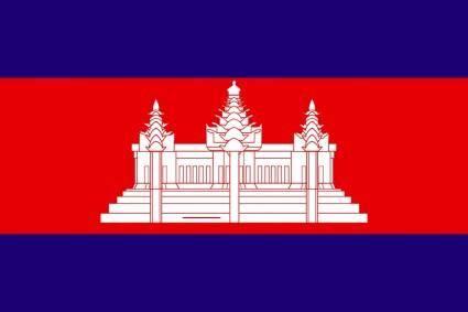 free vector Cambodia