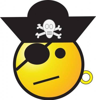 free vector Pirate