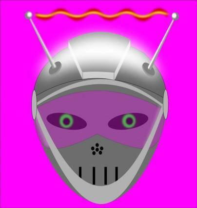 free vector Iron woman