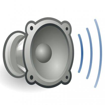 Tango audio volume high