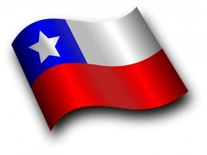 Chilean Flag 3