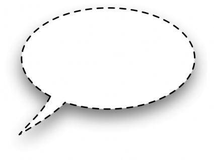 free vector Speech bubble
