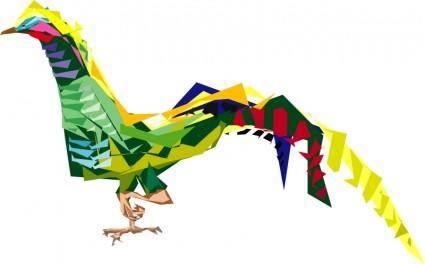 free vector Cartoon bird 15