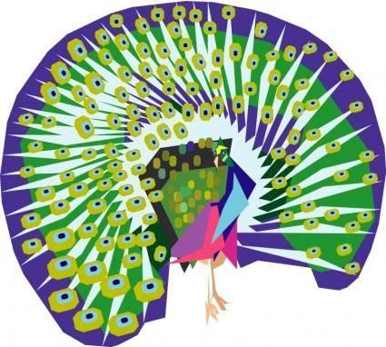 Cartoon bird 13