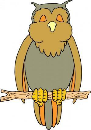 Cartoon bird 12