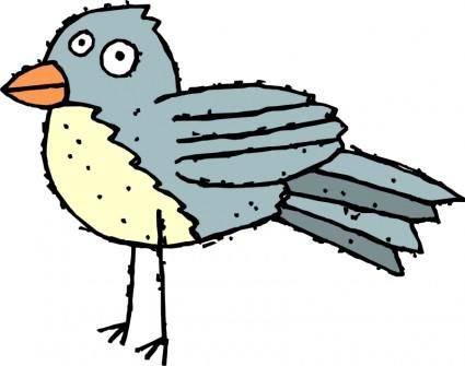 free vector Cartoon bird 03