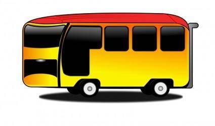 Bus-cartoon