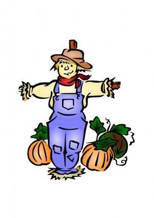 free vector Scarecrow