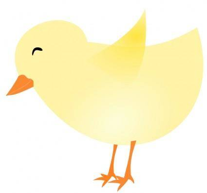 free vector New Sprink Chick