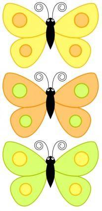 free vector Cartoon_butterfly_dw3