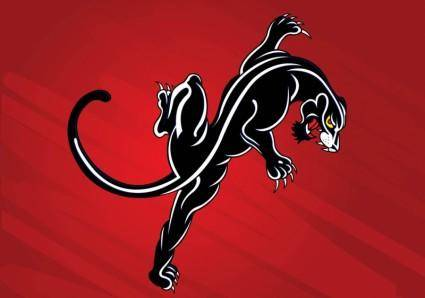 free vector Panther Vector