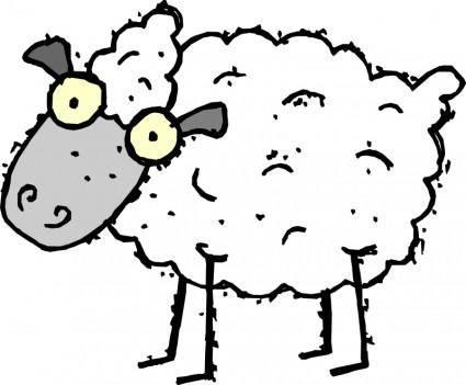 free vector Sheep