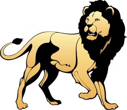 free vector Lion