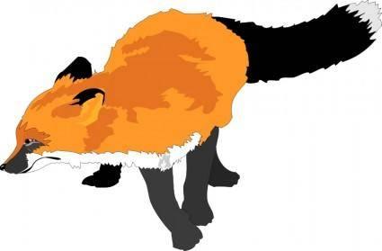 free vector Fox 3