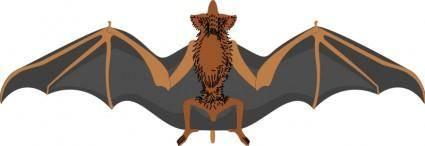 free vector Bat 1