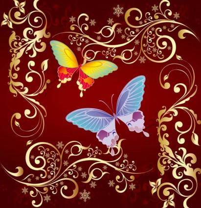 free vector Butterfly Vector Graphics