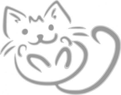 free vector Cat3