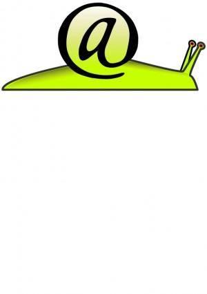 Snail e-mail