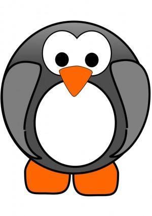 free vector Pinguin ZiPPO Project