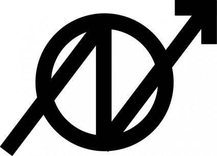 free vector International Squatters Symbol