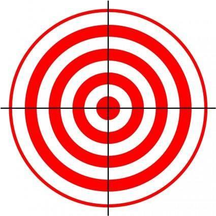 free vector Target