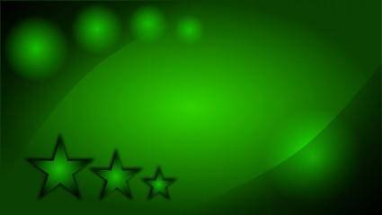 free vector Green Abstract Wallpaper