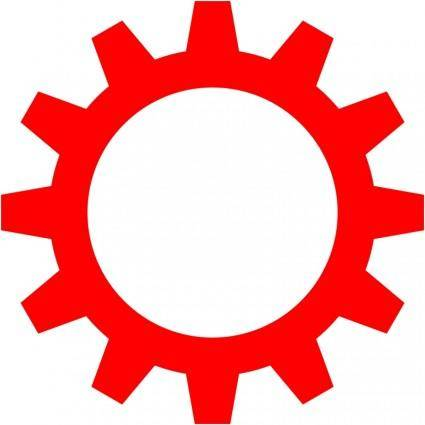 Cogwheel symbol by Rones