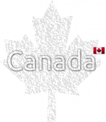 free vector Maple Leaf 7